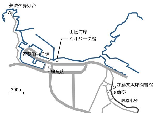 浜坂マップ