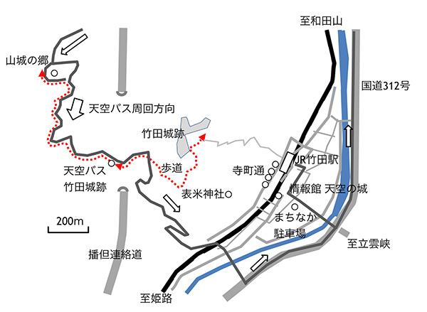 竹田マップ