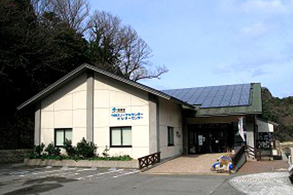 竹野町切浜「竹野スノーケルセンター」