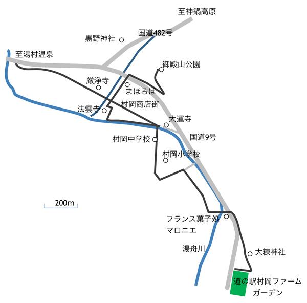 山名氏縁の地「村岡」散策